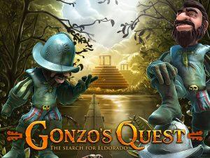 Machine à sous Gonzo's Quest